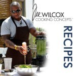 Chef Tre Wilcox - Reciipes