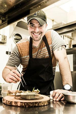 Chef Omar Flores