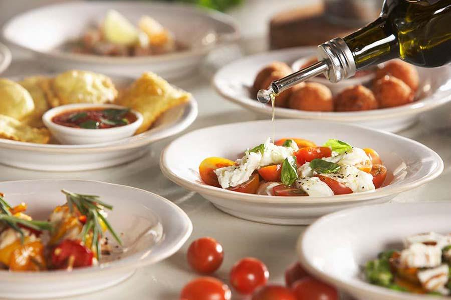 Italian Small Plates