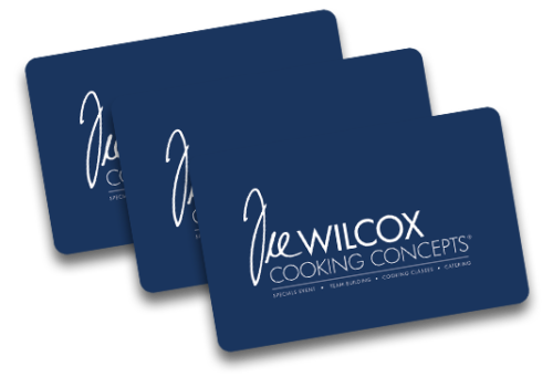 Gift Cards - TRE Cooking Concepts